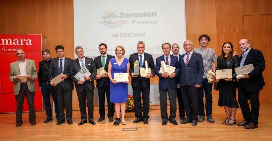 Manuel Enrique Figueroa, representante Zerosión 2017