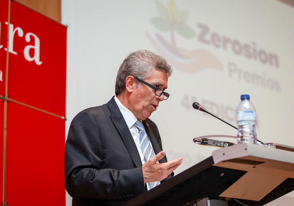 Gala del premio Zerosion IV edición