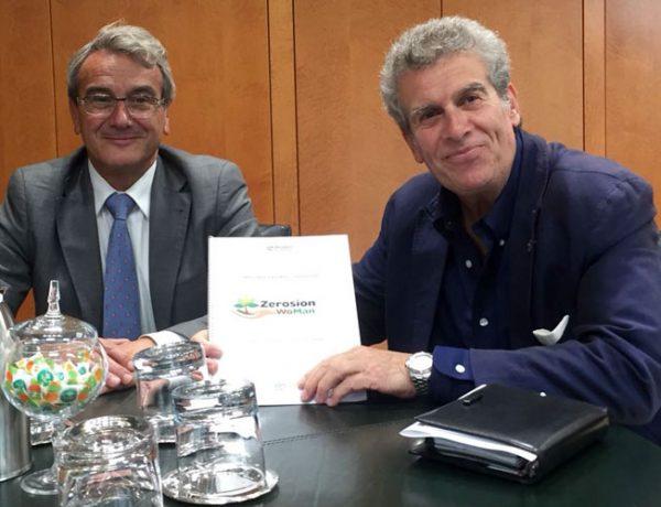 Reunión con Gregorio Antonio León Serrano