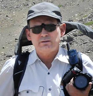 Juan Enrique Gómez Blanco. Candidato julio-agosto 2016