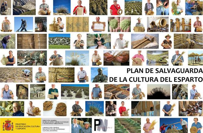 Plan de Salvaguarda de la Cultura del Esparto