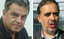 Renato Herrera Cabrerizo y Luis Ramajo Rodríguez