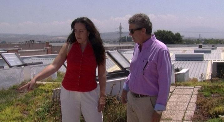 Valentín Contreras y Beatriz Fernández